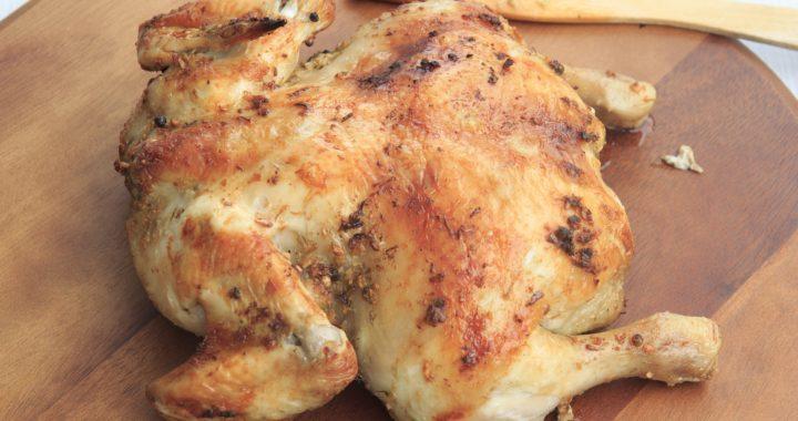 Pollo a la carta - despilfarro de alimentos
