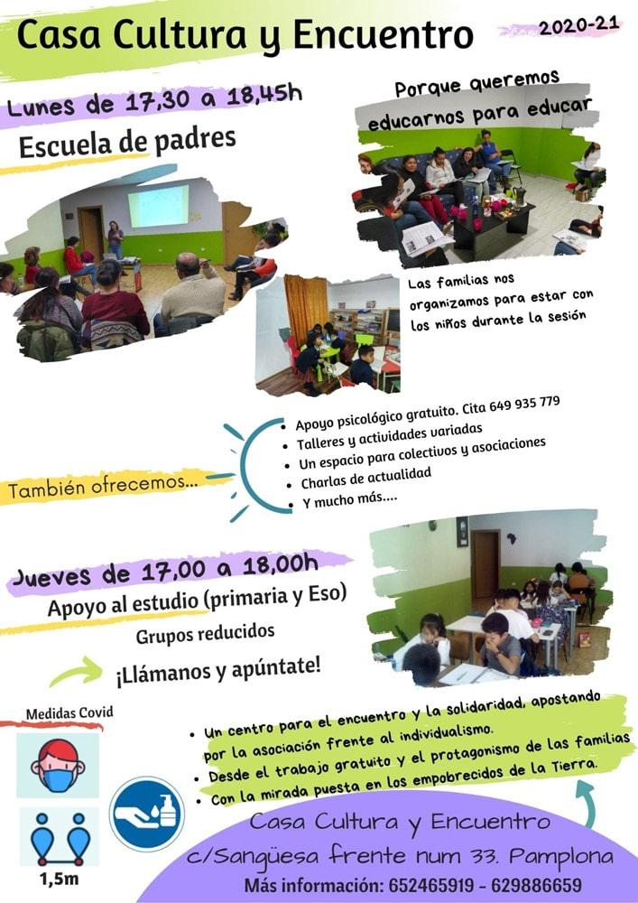 Escuela padres Pamplona