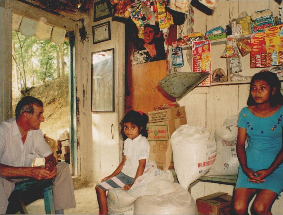 Julian Gómez del Castillo en Honduras