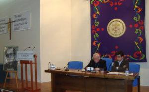 Damián Iguacen en las Jornadas Felipe Lopez