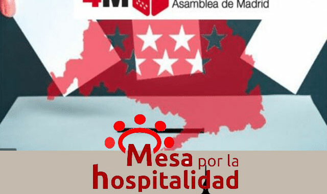 Ante las elecciones del 4M en Madrid