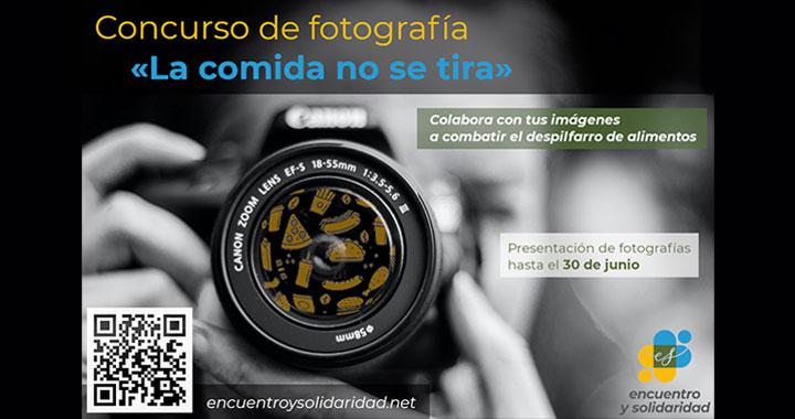 """Concurso de fotografía """"La comida no se tira"""""""