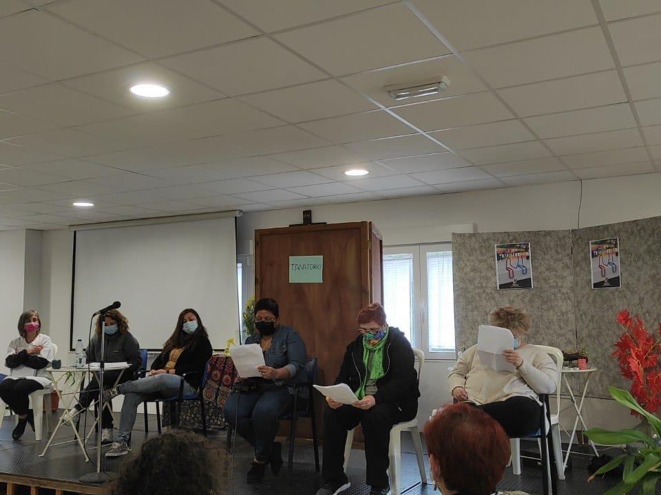 Diálogo con las Comunidades Compasivas de Carabanchel